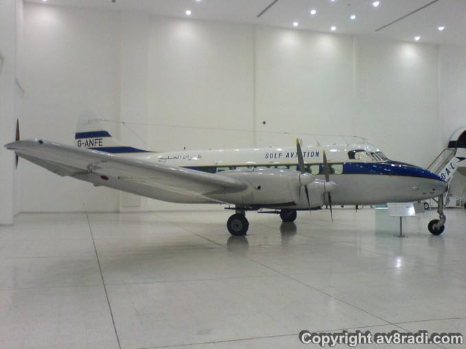 De Havilland DH-114 Heron (G-ANFE)