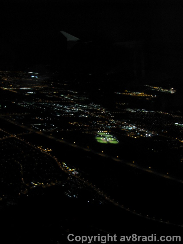 Taking off out of YYZ