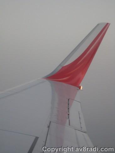 AIX winglet