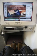 Ample legroom…that's good news for me