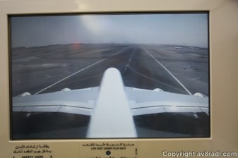 Entering active runway