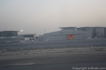Business Aviation hangar (sorry about the quality)