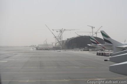 DXB's Terminal 4 under construction!!