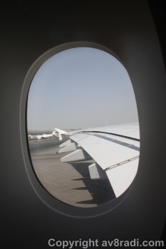 Modern Airliners have oval windows