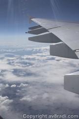 Flying over France (1)