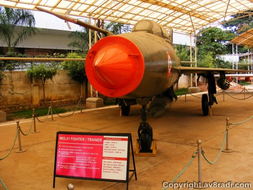 The MiG-21 Trainer