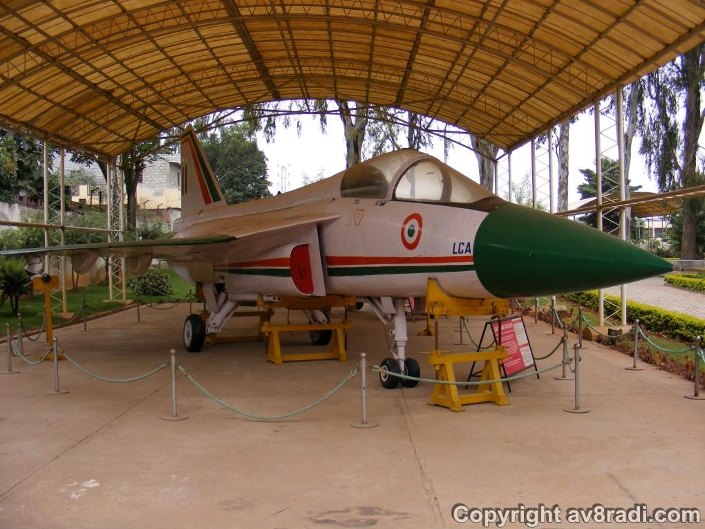 The Light Combat Aircraft (LCA)
