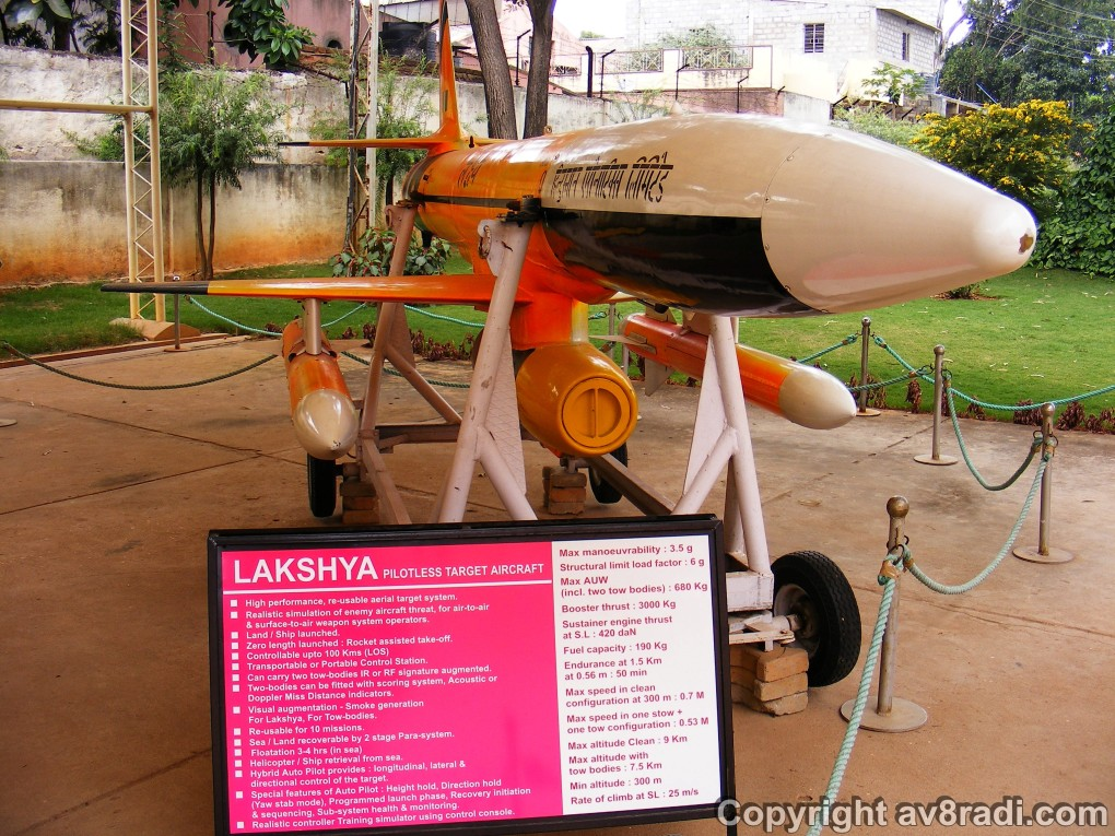 The Lakshya – Aerial Target System