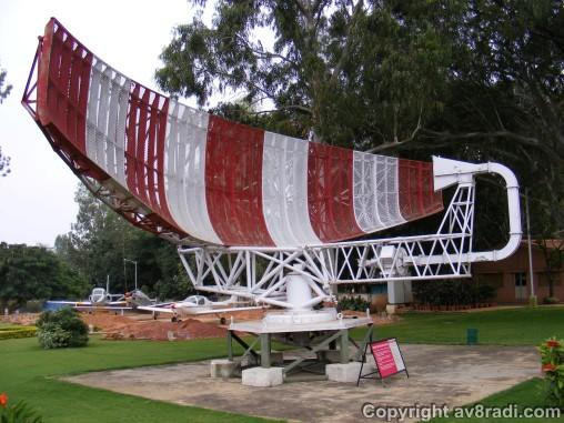 ATC Radar and Antenna