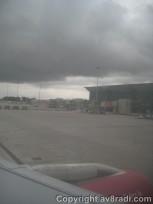 BLR Terminal (taken during pushback)