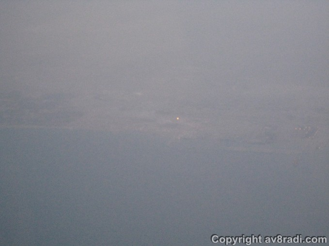 A small Omani town