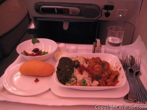 Main course - Chicken Kadhai