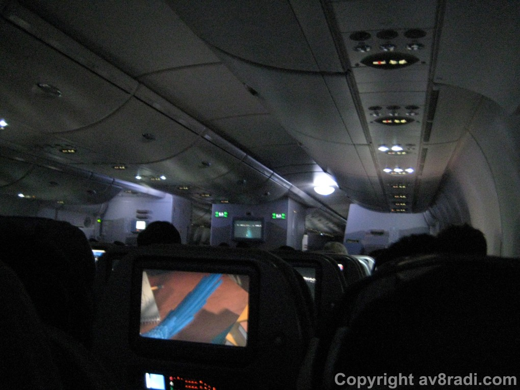 Cabin Mood Lighting | Aviation Enthusiast's Page
