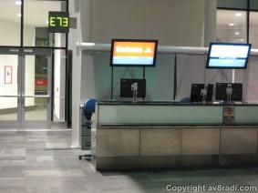 Finally, at my gate