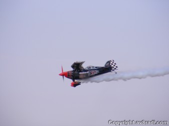 A high speed flyby
